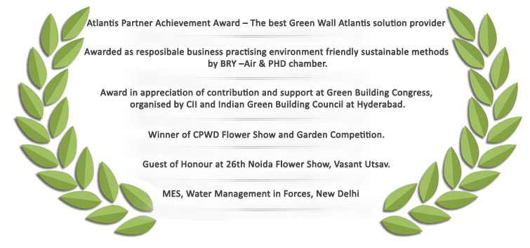 Life Green System Awards & Recognition