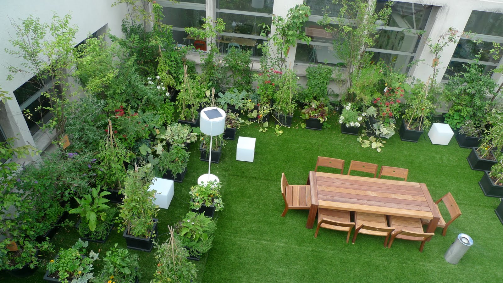 ... Roof Garden In India By Life Green Systems Amazing Ideas