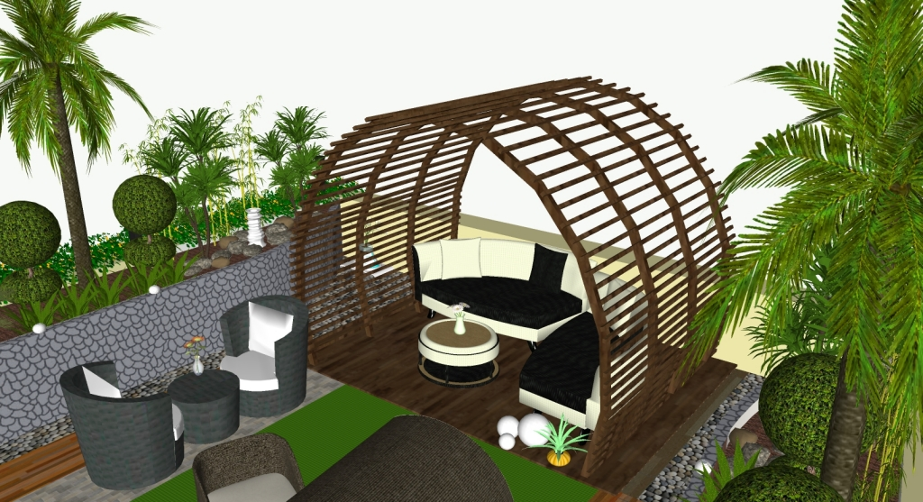 3d designs life green systems for Garden design 3d online